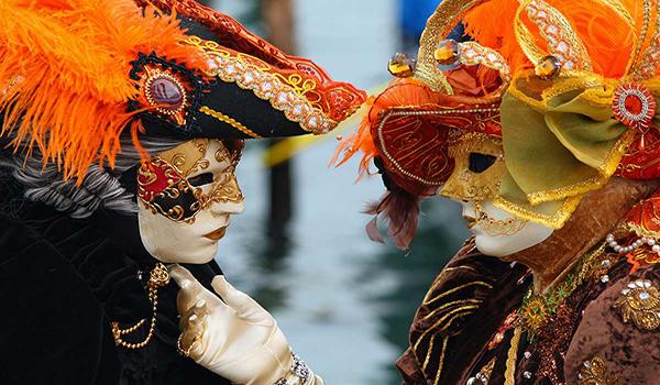 Carnaval de Veneza - Beleza e história - Uma tradição italiana