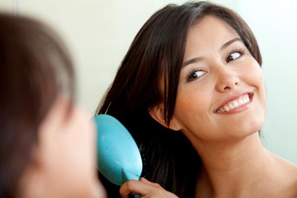 Como manter o cabelo forte e saudável no inverno - Combata a oleosidade