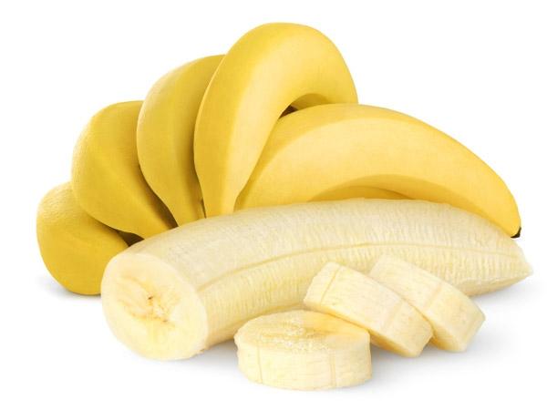 Dicas saudáveis - Benefícios da banana - Melhora a visão