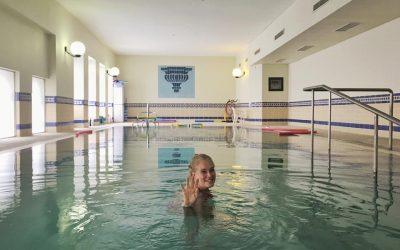 Os 10 benefícios da natação para a sua saúde