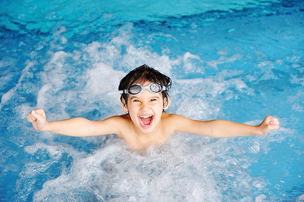 Os 10 benefícios da natação para a sua saúde - Alivia o stress