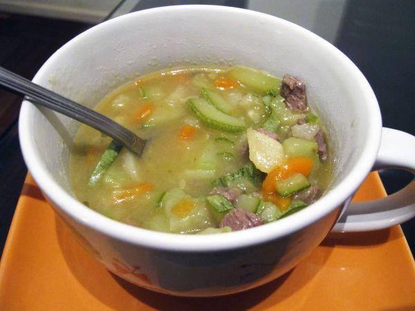 Sopa de trigo da Madeira - Conheça a receita
