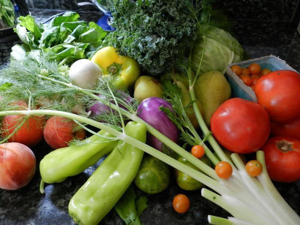 Sopa de trigo da Madeira - Muito rica em legumes