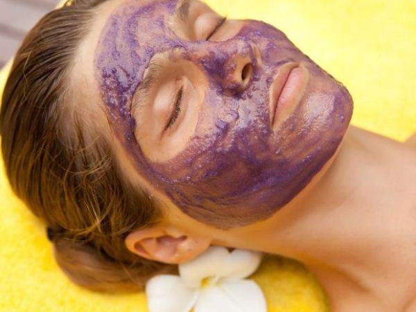 O açaí e os seus benefícios para a nossa saúde- máscara de açaí