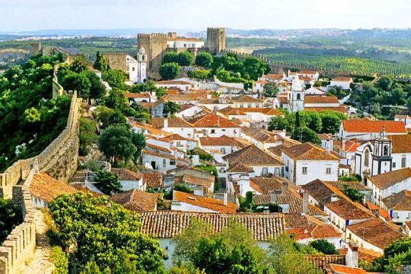 7 destinos românticos em Portugal para conhecer a dois - Óbidos