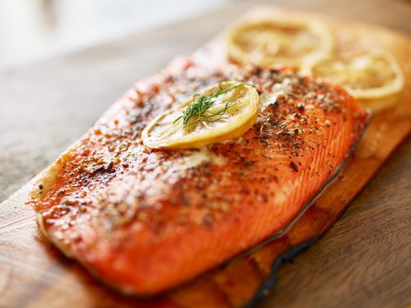 Benefícios da vitamina D para a sua saúde - Salmão