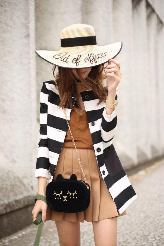 10 chapéus elegantes para usar esta primavera