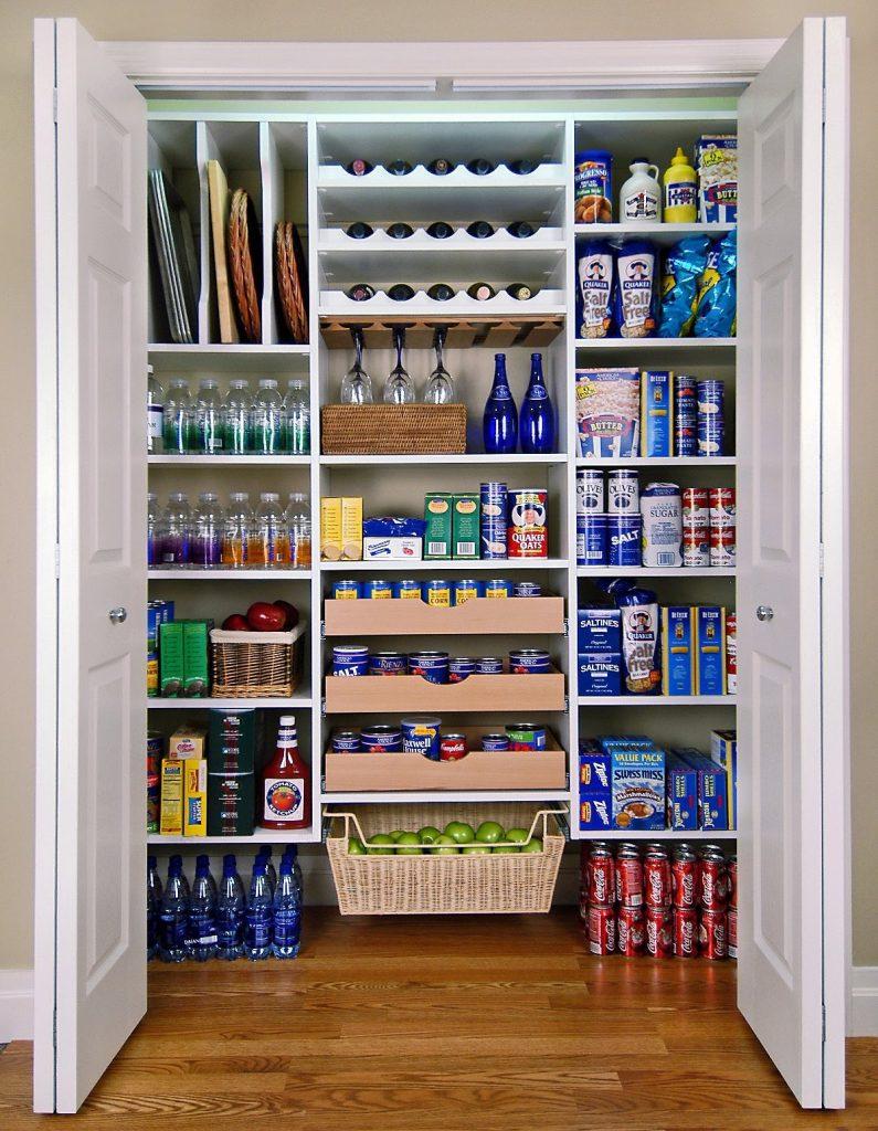 Como ter uma despensa limpa e organizada - 9 dicas