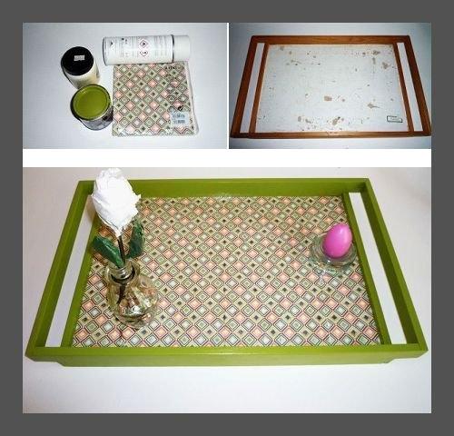 Gavetas antigas - 10 ideias de decoração - Recrie o seu tabuleiro