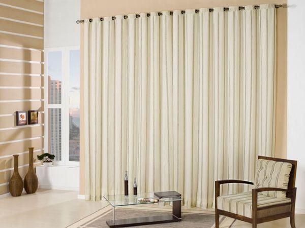 10 cuidados a ter com a casa na Primavera - mude as cortinas