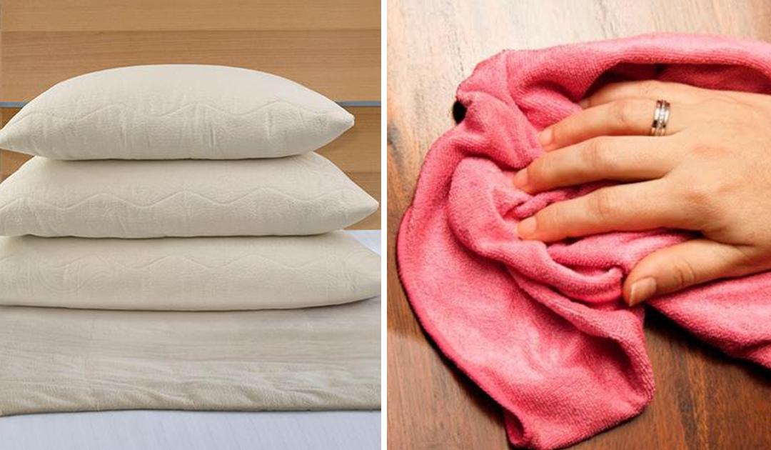 7 Maneiras de evitar ácaros em sua casa