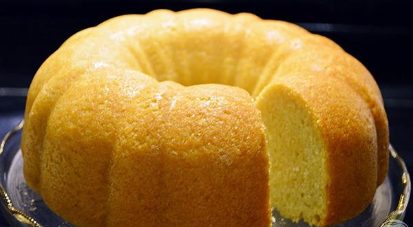 Receita de bolo húmido de limão e coco - Experimente