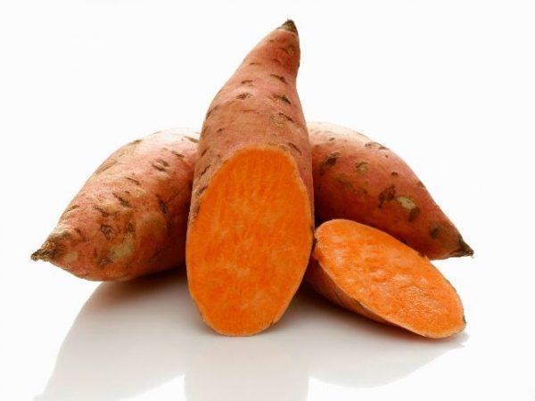 8 Hidratos de carbono saudáveis- Batata doce