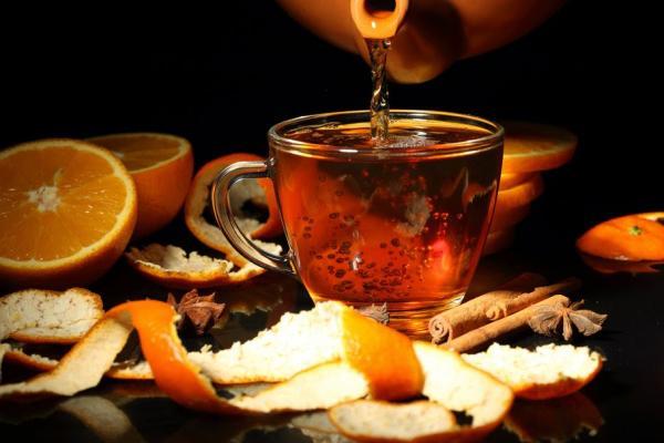 Saiba como aproveitar as cascas dos legumes e fruta- Chá de citrinos