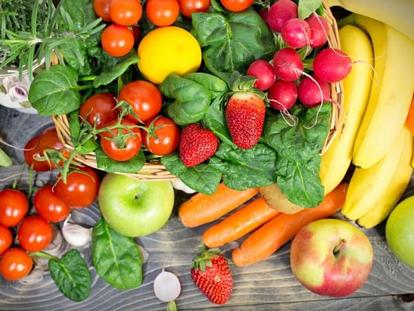 10 Dicas que retardam o aparecimento de rugas- Frutas e legumes
