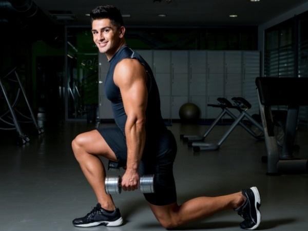 Exercícios para ter uns glúteos perfeitos- Lunge