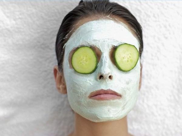 Máscaras caseiras para mimar a sua pele- Máscara de pepino
