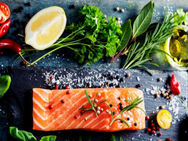 Gorduras boas que devemos incluir na dieta- Salmão