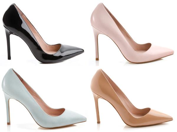 10 sapatos a que nenhuma mulher resiste- Sapatos clássicos