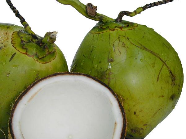 Dicas saudáveis: 7 variantes do coco - Coco verde