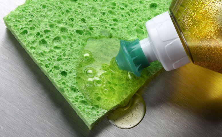10 truques surpreendentes que funcionam - Detergente