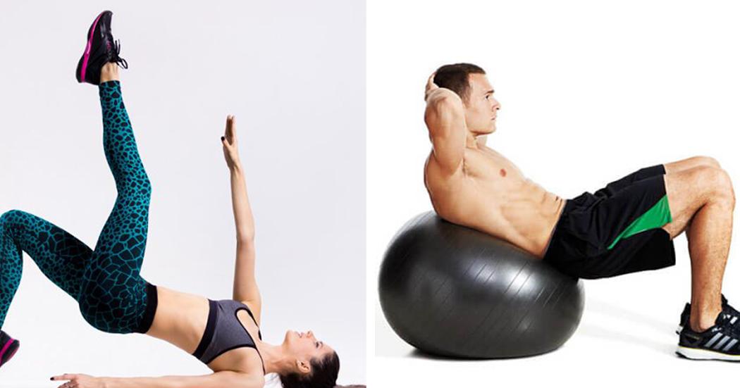 5 Exercícios para ter uns abdominais definidos