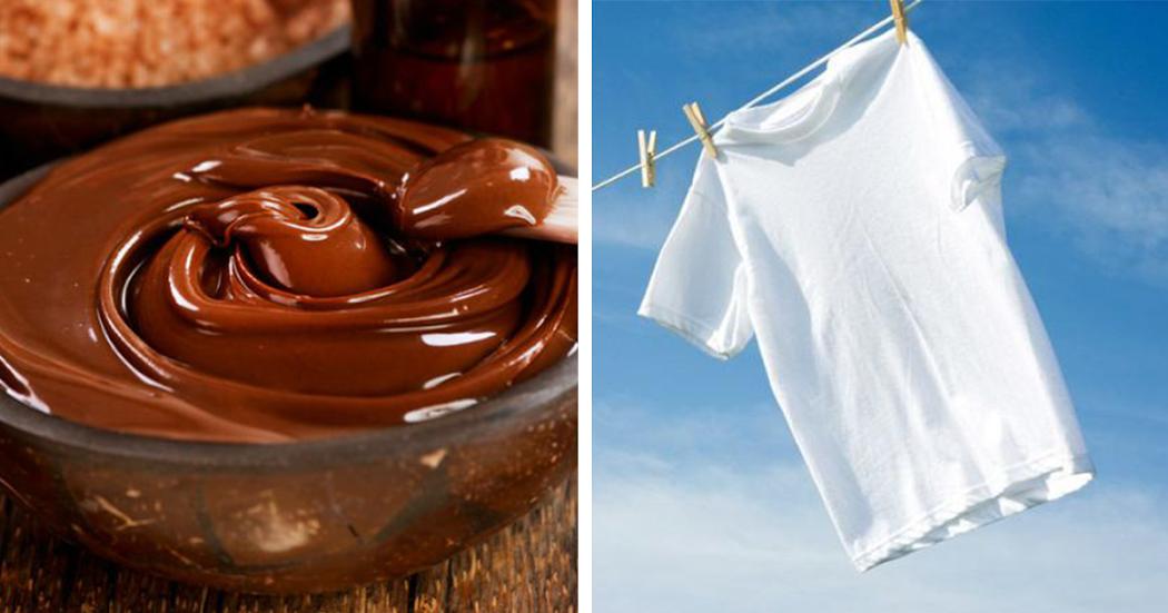 5 soluções para tirar nódoas difíceis da roupa