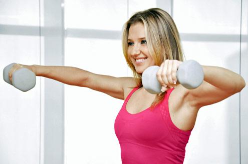 Benefícios das bagas goji - Fortalece os músculos e ajuda na perda de peso