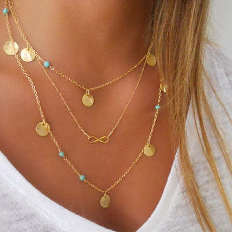 As 10 jóias que vai querer ter esta Primavera/ Verão - Fios com o infinito