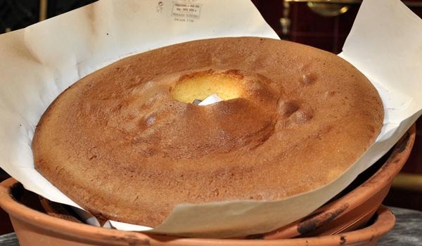 Receita de pão de ló húmido de chocolate - Pão de ló clássico