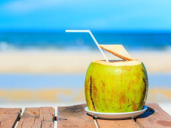 Dicas saudáveis: 7 variantes do coco - Água de coco