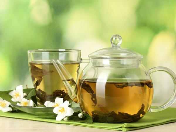 7 Benefícios do chá verde para a sua saúde- Chá verde