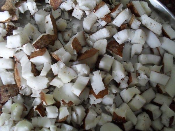 Dicas saudáveis: 7 variantes do coco - Coco seco