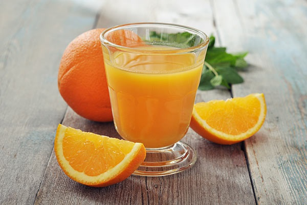 Dicas saudáveis: 7 Benefícios da laranja- Sumo de Laranja