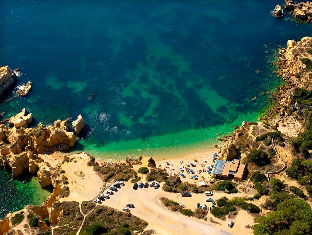 5 das mais belas praias ao redor de Lisboa - Praia do Castelo