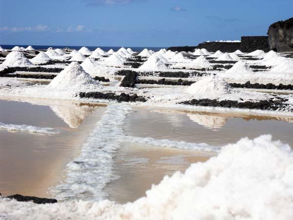 Flor de sal - uma opção mais saudável - Flor de sal