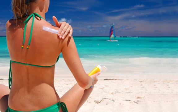 Cuidados a ter com a pele depois da praia