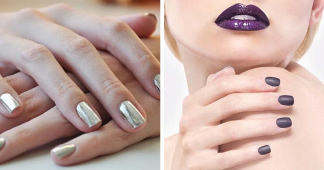 As tendências de cores e formatos para as suas unhas este verão