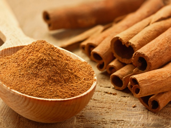 5 alimentos que deve evitar para ter a barriga lisa e 5 que deve consumir diariamente- Canela