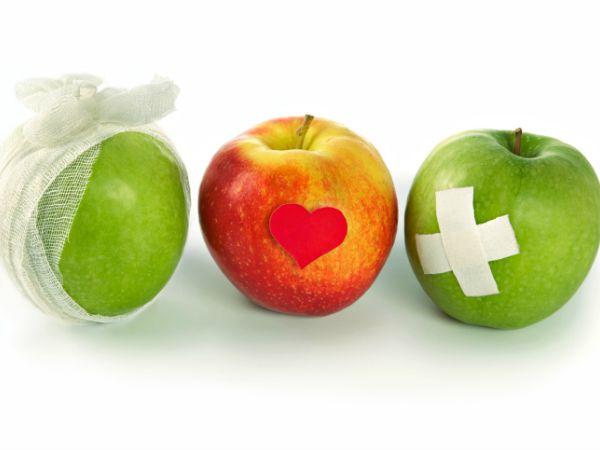 10 Benefícios da acerola para a nossa saúde- Acelera o processo de cicatrização