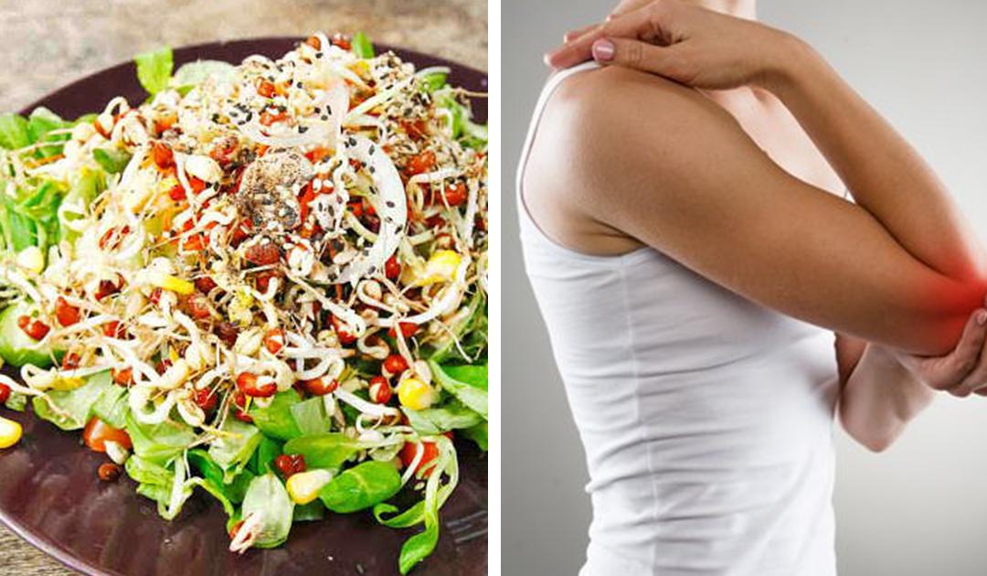 Dicas saudáveis – benefícios de alfafa + receita salada