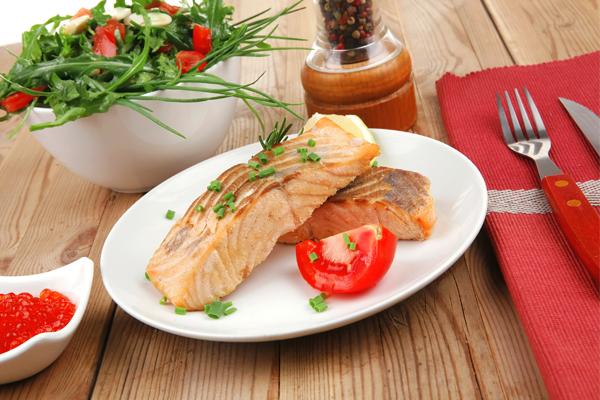 Os melhores alimentos para o cérebro - Peixe