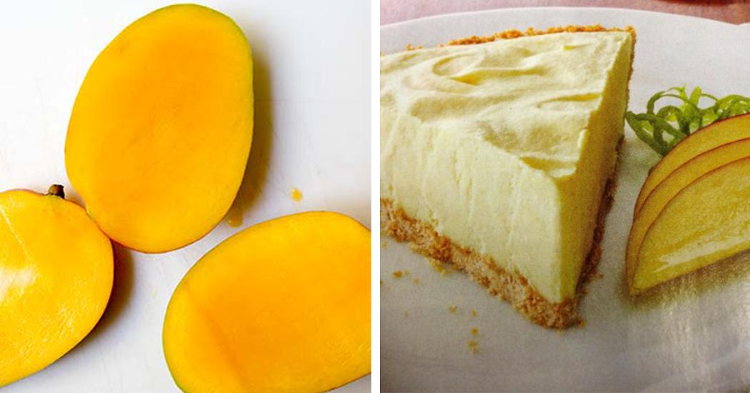 Torta de manga – uma sobremesa deliciosa