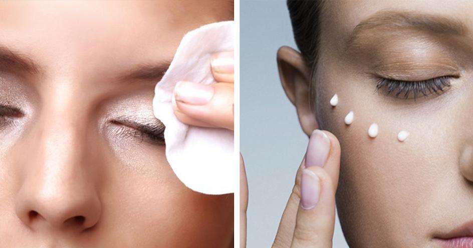 Cuidados a ter com a pele antes e depois da maquilhagem