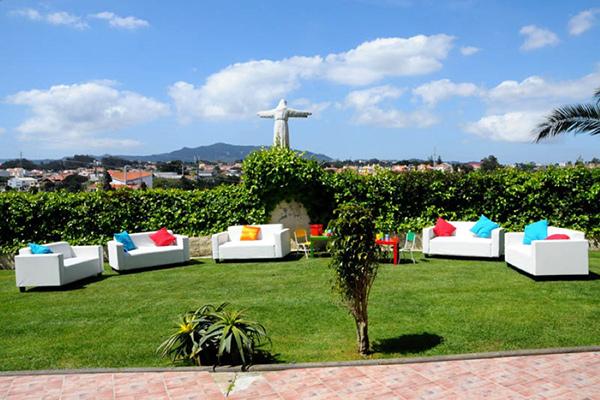 Quinta de Cristo Rei - Exterior