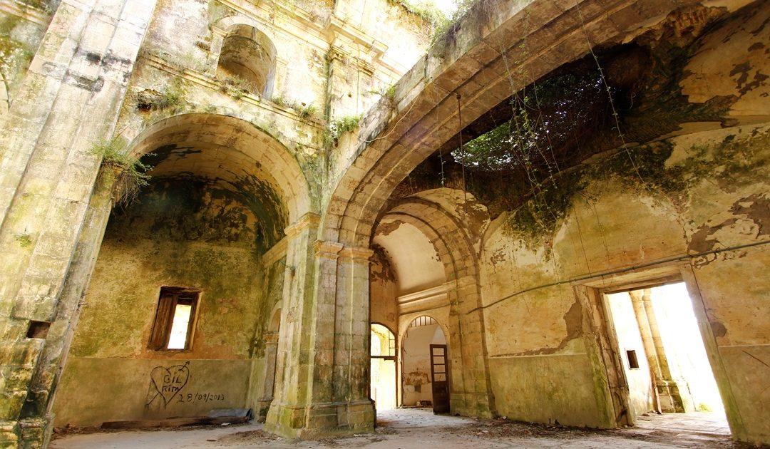 Incrível – 5 lugares abandonados de Portugal que o irão surpreender