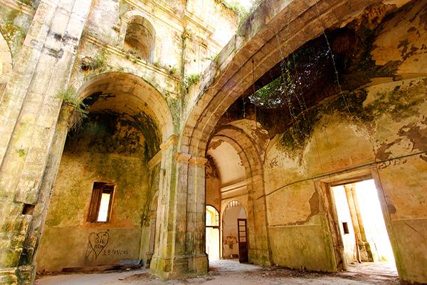 Mosteiro Santa Maria Seiça