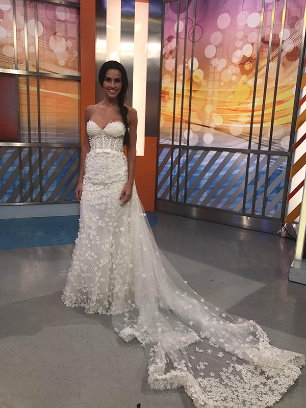 9edb2416c0 Veja de seguida vestidos de noiva de sonho que poderá encontrar na  Bridalchique