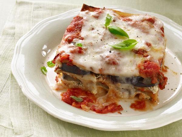 Receita saudável de lasanha vegetariana sem massa- Receita saudável de lasanha vegetariana sem massa