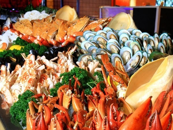 Receita irresistível de feijoada de marisco- Marisco
